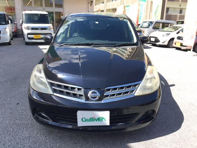 「日産」「ティーダ」「コンパクトカー」「沖縄県」の中古車2