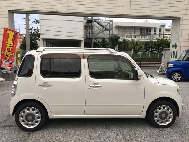 「ダイハツ」「ミラココア」「軽自動車」「沖縄県」の中古車8