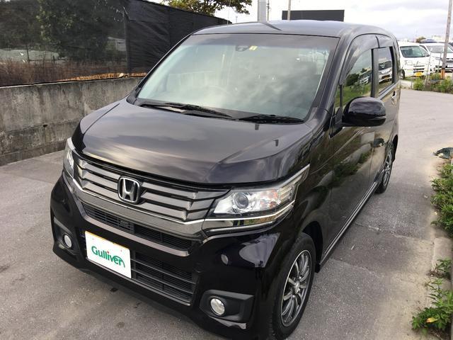 「ホンダ」「N-WGNカスタム」「コンパクトカー」「沖縄県」の中古車12