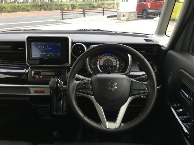 ハイブリッドXS 衝突軽減ブレーキ  両側電動スライドドア ナビ/フルセグTV/DVD/ブルトゥース バックカメラ ETC(10枚目)