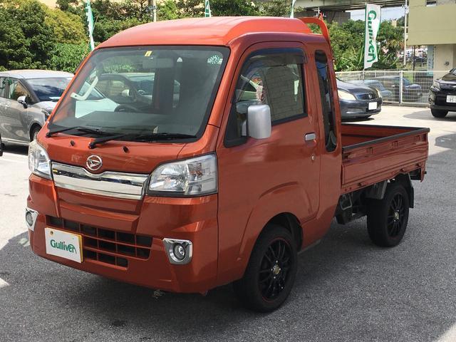 「ダイハツ」「ハイゼットトラック」「トラック」「沖縄県」の中古車3