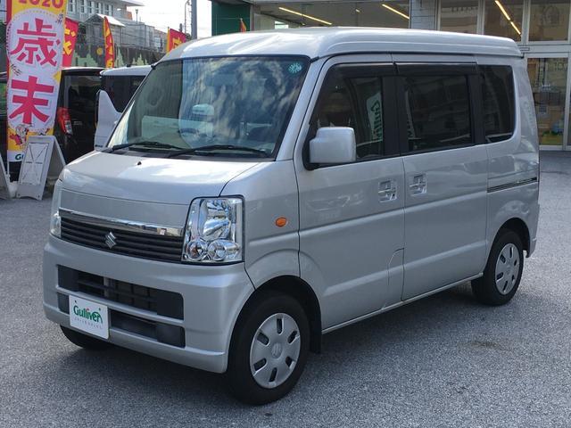 「スズキ」「エブリイワゴン」「コンパクトカー」「沖縄県」の中古車3