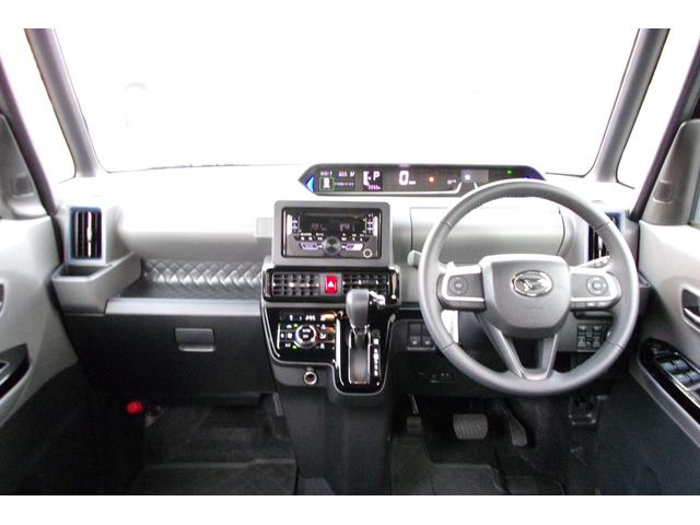 カスタムRS 両側パワースライドドア/純正オーディオ/横滑り防止/ロングスライドシート/LEDヘッドライト/オートライト/シートヒーター/フォグランプ/純正アルミ(18枚目)