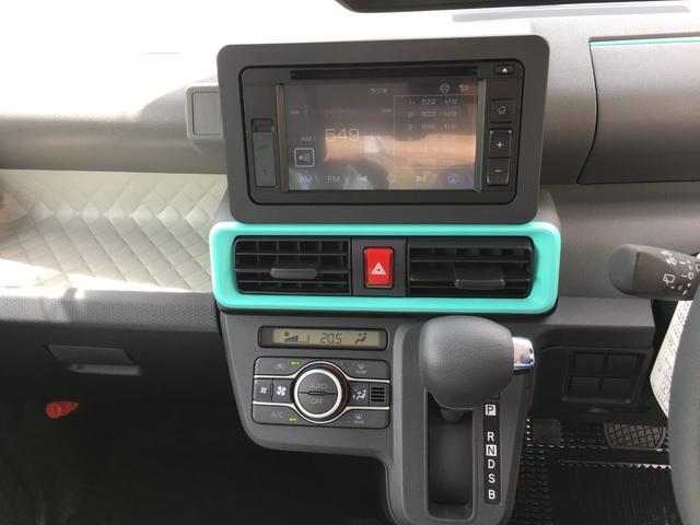 Xターボ バックカメラ・アラウンドビューモニター・コーナーセンサー・電動格納ミラー・ライト・左側パワースライドドア・ベンチシート・フルフラットシート(19枚目)