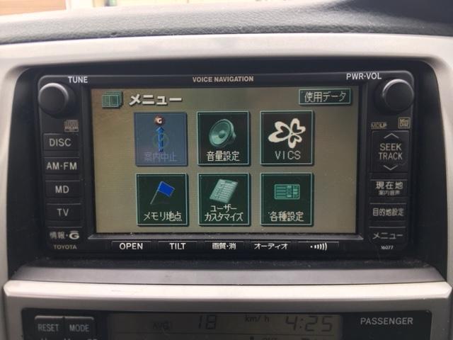 SSR-X アメリカンバージョン キーレス 純正ナビ ETC(10枚目)