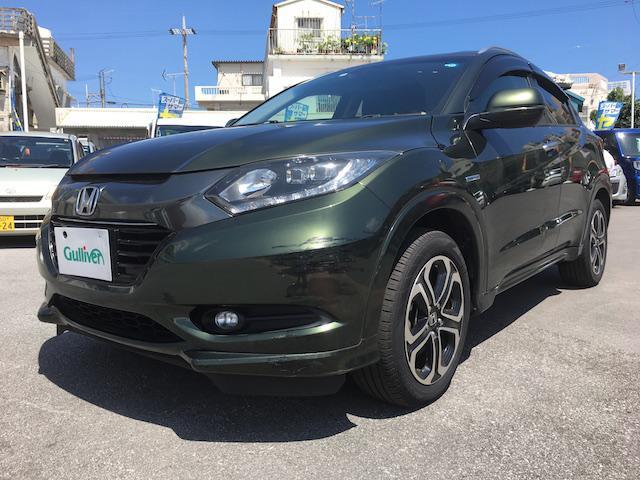 「ホンダ」「ヴェゼル」「SUV・クロカン」「沖縄県」の中古車3
