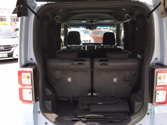 GターボSAII 純正ナビ バックカメラ プッシュスタート スマートキー 両側パワースライドドア ブレーキサポート(18枚目)