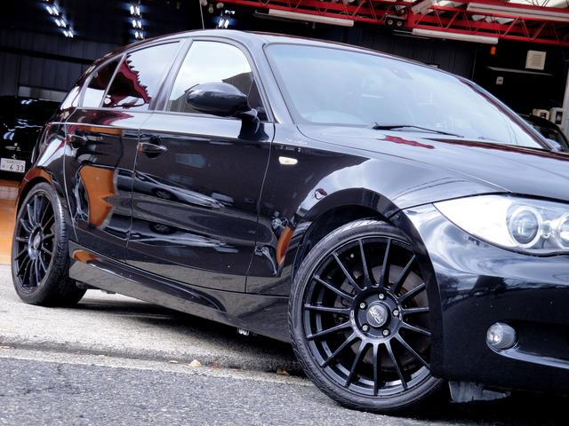 BMW BMW 130i Mスポーツ 6速MT アーキュレー4本出マフラー