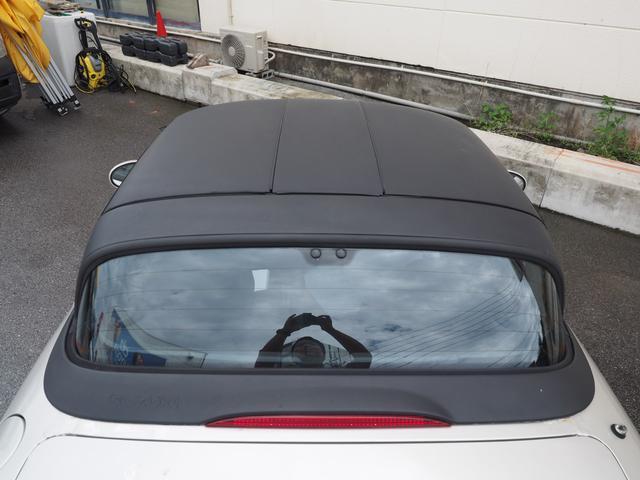 スズキ カプチーノ ベースグレード フルオープン 5速MT 黒革シート 14AW