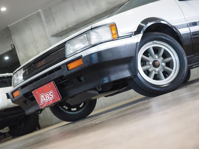 GT APEX 5MT ワタナベ14AW 社外マフラーサス(5枚目)