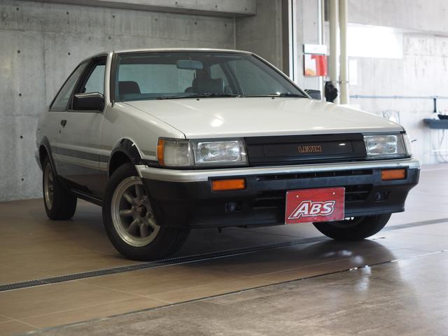 GT APEX 5MT ワタナベ14AW 社外マフラーサス(7枚目)