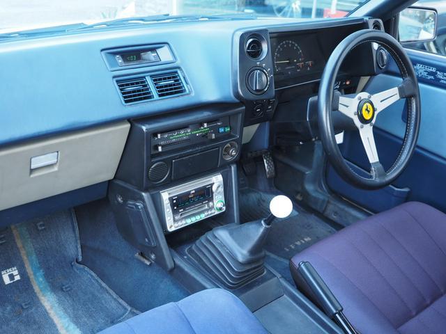 GT APEX 5MT ワタナベ14AW 社外マフラーサス(15枚目)