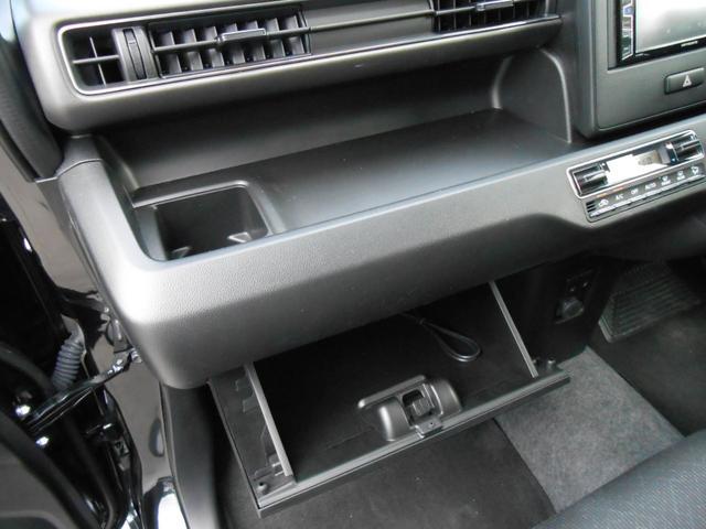 助手席オープントレー&グローブボックス「収納色々!片付け楽々!車内はいつもスッキリ快適」