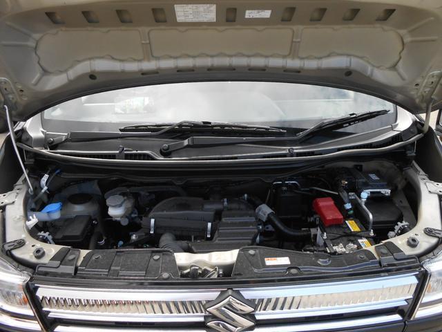 メンテナンス管理車両「定期点検をしていますのでエンジン良好」