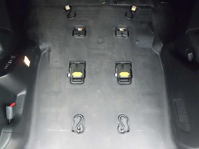 福祉車両 2基積 スロープ式(7枚目)