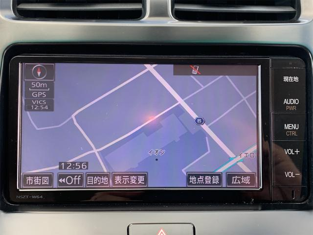 S 純正SDナビ フルセグTV DVD再生 CDリッピング Buluetooth バックカメラ 純正16インチアルミ LEDヘッドライト パワーシート オートライト スマートキー ビルトインETC(16枚目)