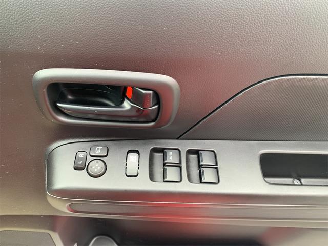 ハイブリッドFX ワンオーナー 社外CDデッキ シートヒーター オートライト オートエアコン キーレスエントリー アイドリングストップ サイドバイザー セキュリティアラーム ETC(18枚目)