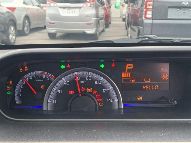 ハイブリッドFX ワンオーナー 社外CDデッキ シートヒーター オートライト オートエアコン キーレスエントリー アイドリングストップ サイドバイザー セキュリティアラーム ETC(22枚目)