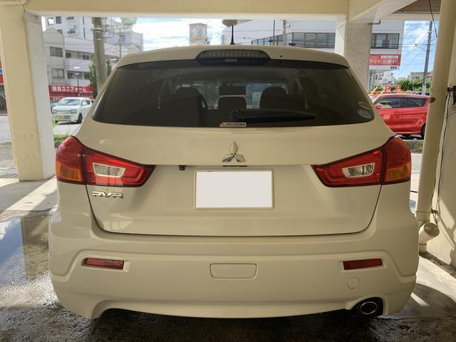「三菱」「RVR」「SUV・クロカン」「沖縄県」の中古車7