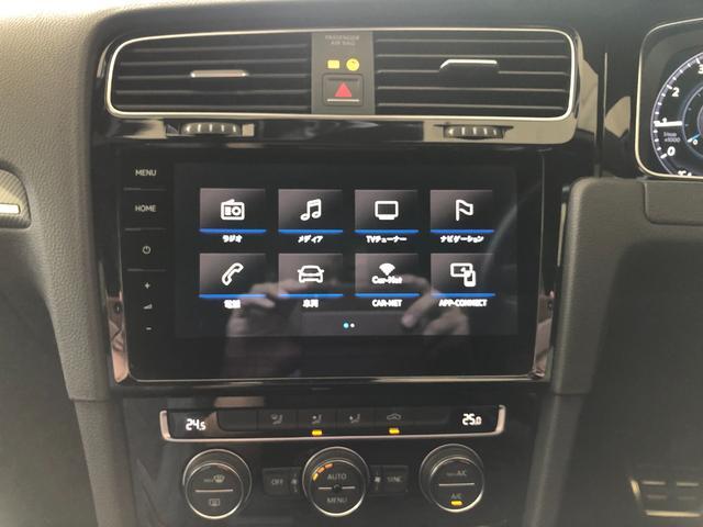 TSI Rライン ナビ バックカメラ ETC アイドリングストップ車 AUTOHOLD パドルシフト(18枚目)