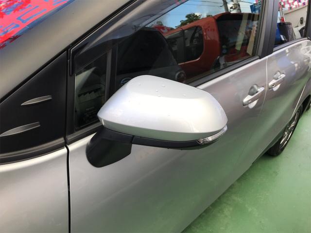 「トヨタ」「シエンタ」「ミニバン・ワンボックス」「沖縄県」の中古車8