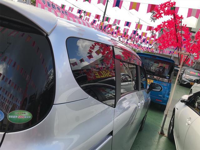 「トヨタ」「シエンタ」「ミニバン・ワンボックス」「沖縄県」の中古車18
