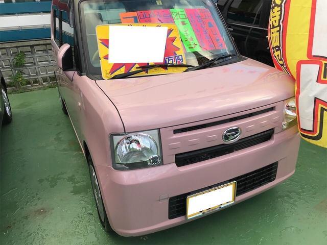 「ダイハツ」「ムーヴコンテ」「コンパクトカー」「沖縄県」の中古車3