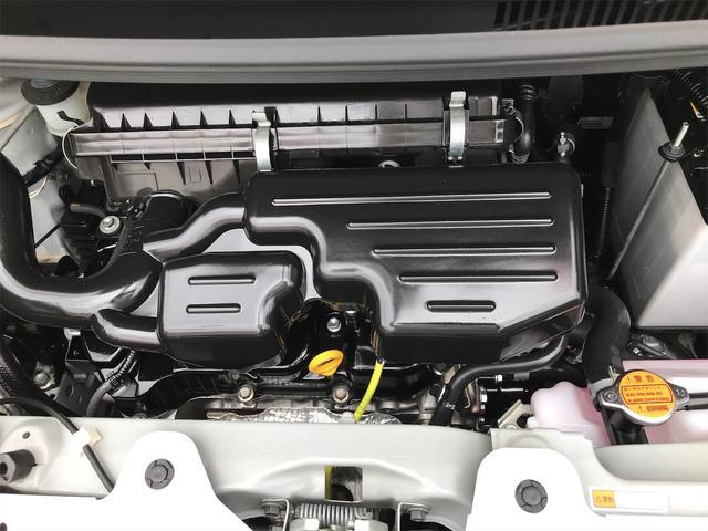 カスタムX トップエディションSAIII スマートキー プッシュスタート アイドリングストップ 衝突軽減システム ハーフレザー シート 純正ワイドナビ フルセグTV バックカメラ 両側パワースライドドア(32枚目)