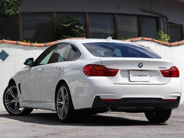 「BMW」「4シリーズ」「セダン」「沖縄県」の中古車3