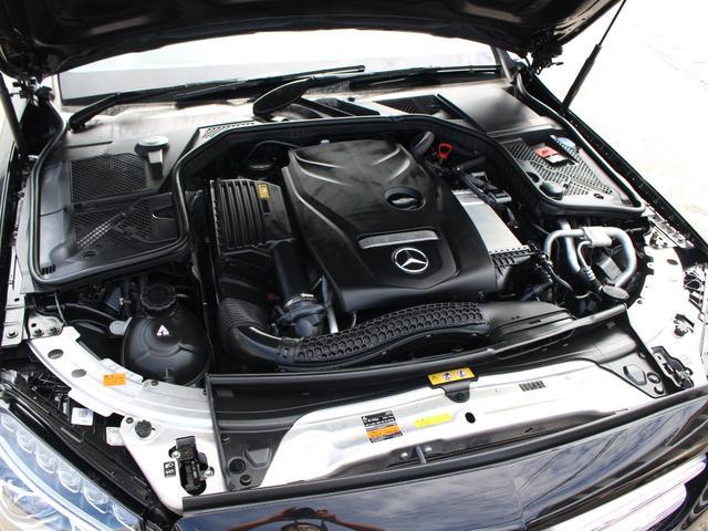 C180アバンギャルド AMGライン レザーEXCPKG レーダーセーフ 赤革 HUD LEDライト 純正HDDナビ地デジBカメラ 18AW オートトランク アルミニウムパネル パークトロニック ECOスタートストップ 禁煙車 本土仕入(21枚目)