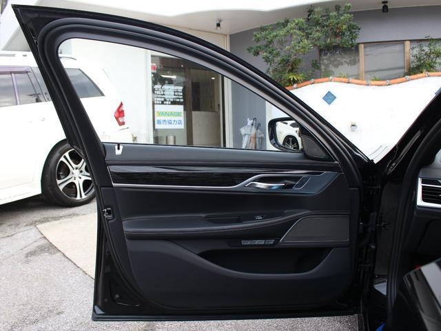 740eアイパフォーマンス Mスポーツ 黒レザー ガラスSR 3Dビューカメラ Dアシストプラス ヘッドアップD HDDナビ地デジ全周カメラ レーザーライト 自動トランク シートヒーター ハーマンカードン ACC 禁煙 本土仕入(52枚目)