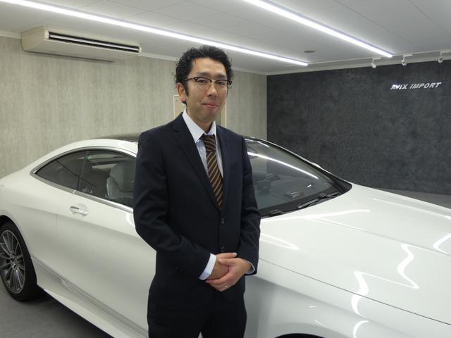 セールスアドバイザー 岩石 翔平(イワイシ ショウヘイ)と申します。この度は弊社取扱い車両をご覧頂き誠に有難う御座います。ご満足頂けるお車のご提案を致します!ご来店心よりお待ちしております!