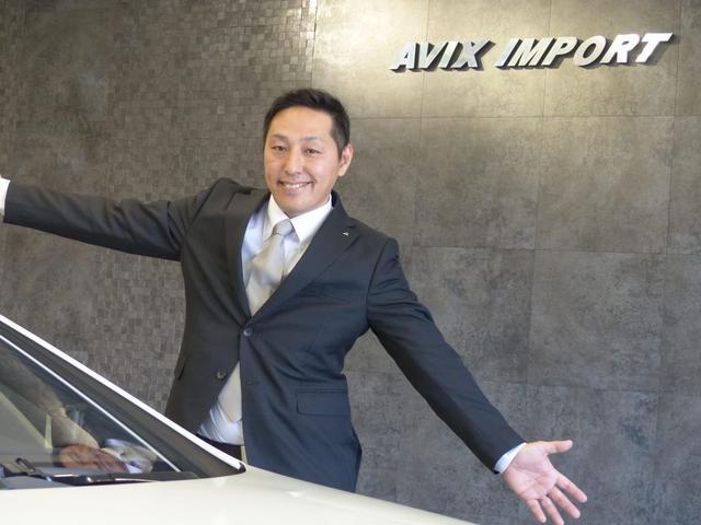 こんにちは!川崎支店副店長の野々下です!オリジナル車両から、豪華カスタム車両等、輸入車専門に高品質車両、希少車両を数多く取り揃えております!お気軽にご連絡、ご来店ください!