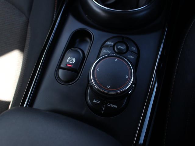 クーパーD クラブマン LEDライト 純正HDDナビ 17AW コンフォートアクセス 禁煙1オナ DOHC 直列4気筒ディーゼルターボ 8速AT 右ハンドル 正規ディーラー車 本州仕入(14枚目)