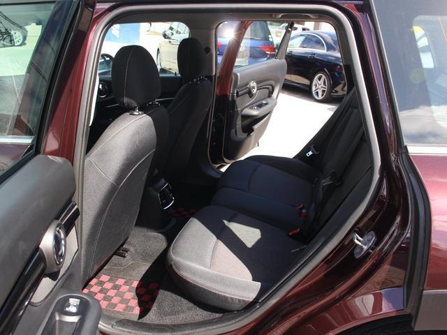 クーパーD クラブマン LEDライト 純正HDDナビ 17AW コンフォートアクセス 禁煙1オナ DOHC 直列4気筒ディーゼルターボ 8速AT 右ハンドル 正規ディーラー車 本州仕入(18枚目)