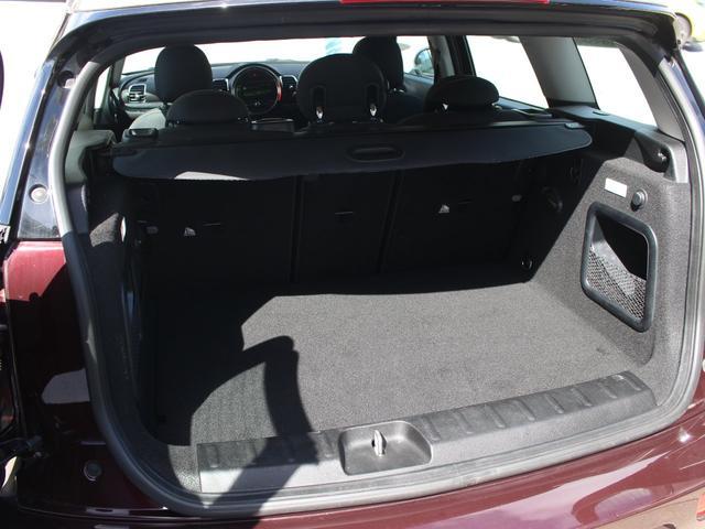 クーパーD クラブマン LEDライト 純正HDDナビ 17AW コンフォートアクセス 禁煙1オナ DOHC 直列4気筒ディーゼルターボ 8速AT 右ハンドル 正規ディーラー車 本州仕入(20枚目)