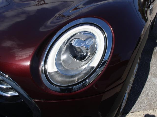 クーパーD クラブマン LEDライト 純正HDDナビ 17AW コンフォートアクセス 禁煙1オナ DOHC 直列4気筒ディーゼルターボ 8速AT 右ハンドル 正規ディーラー車 本州仕入(39枚目)