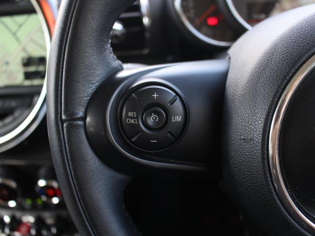 クーパーD クラブマン LEDライト 純正HDDナビ 17AW コンフォートアクセス 禁煙1オナ DOHC 直列4気筒ディーゼルターボ 8速AT 右ハンドル 正規ディーラー車 本州仕入(56枚目)