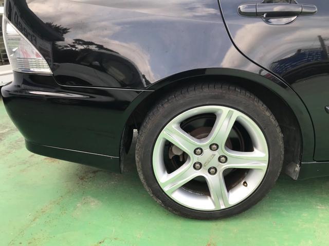トヨタ アルテッツァ RS200 Zエディション 最終型後期 走行6.2万キロ