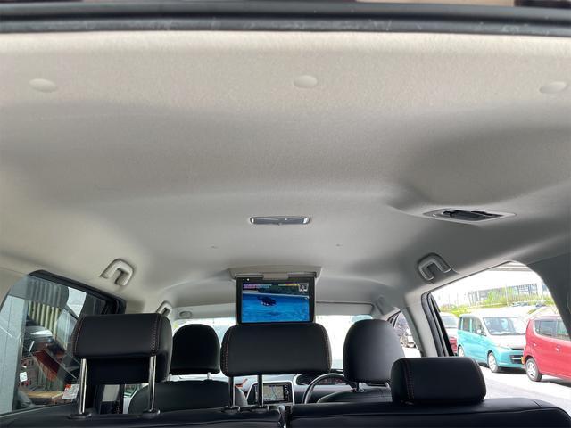 ハイブリッドG クエロ フリップダウンモニター LEDヘッドランプ BTナビTV ETC バックカメラ両側パワースライドドアトヨタセーフティーセンス 新品タイヤ(33枚目)