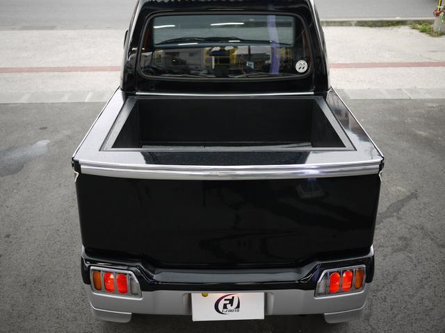 スズキ ワゴンR 公認車ピックアップ仕様 レザー調シートカバー RAYSアルミ