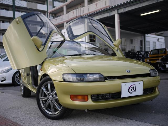 「トヨタ」「セラ」「クーペ」「沖縄県」の中古車18