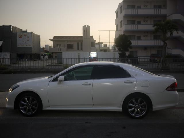 「トヨタ」「クラウン」「セダン」「沖縄県」の中古車5