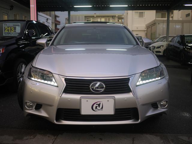「レクサス」「GS」「セダン」「沖縄県」の中古車3