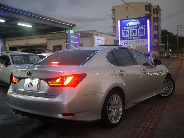 「レクサス」「GS」「セダン」「沖縄県」の中古車11