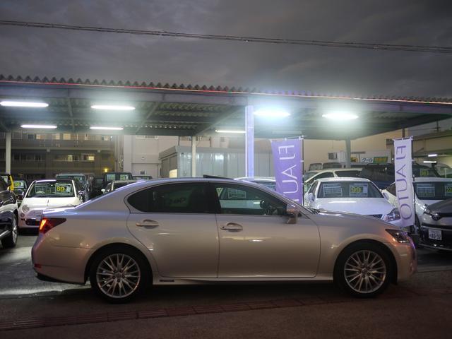 「レクサス」「GS」「セダン」「沖縄県」の中古車12