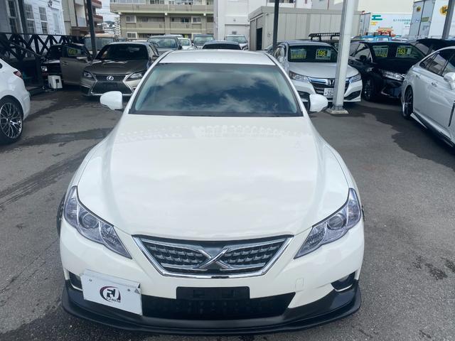 250G リラックスセレクション・ブラックリミテッド GTウイング 車高調 社外マフラー 20インチAW シートカバー ナビ TV HIDヘッド(2枚目)