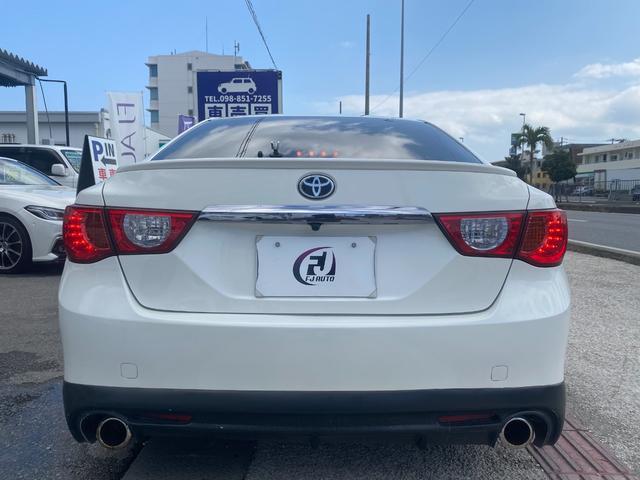 250G リラックスセレクション・ブラックリミテッド GTウイング 車高調 社外マフラー 20インチAW シートカバー ナビ TV HIDヘッド(11枚目)