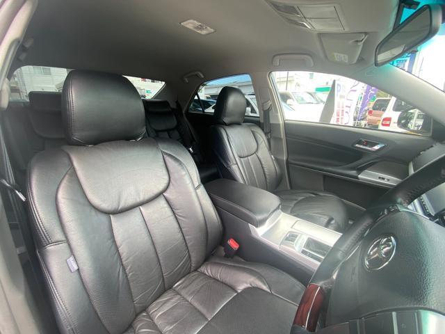 250G リラックスセレクション・ブラックリミテッド GTウイング 車高調 社外マフラー 20インチAW シートカバー ナビ TV HIDヘッド(22枚目)