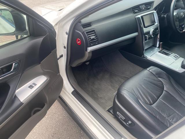250G リラックスセレクション・ブラックリミテッド GTウイング 車高調 社外マフラー 20インチAW シートカバー ナビ TV HIDヘッド(24枚目)